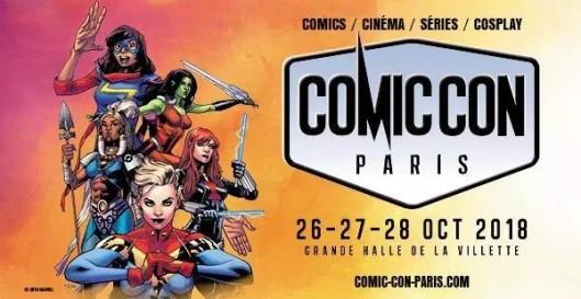 comiccon2018